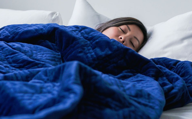 About Weighted Blanket Therapy